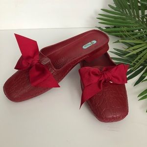 Shoes - Women's Red shoes size 8